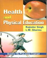 Educational Books + Health and Physical Education  + Dhanpatrai Books